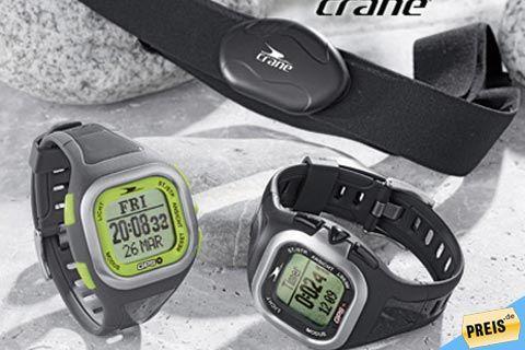 Crane GPS-Uhr bei Aldi Süd