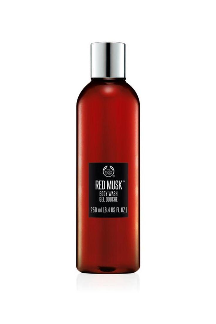 The Body Shop RED MUSK SHOWER GEL 250ML