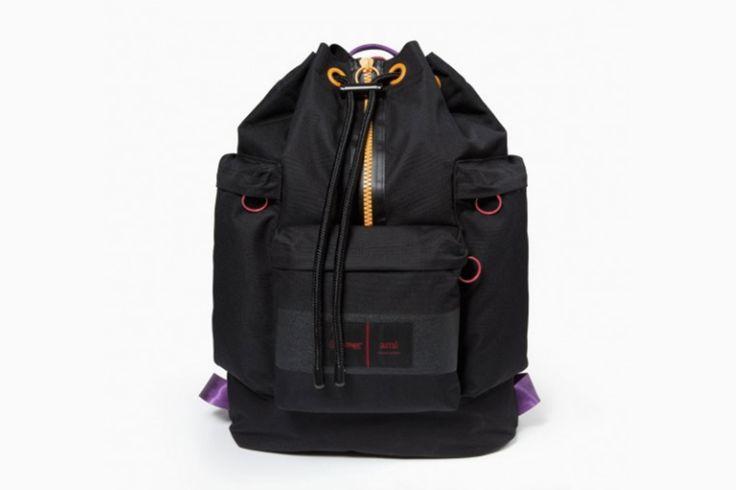 AMI x Eastpak nylon backpack