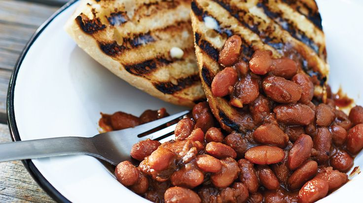 Maple-Bacon Slow Cooker Beans
