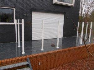 17 best images about metalura windschermen on pinterest rotterdam amsterdam and magazines - Terras beschut ...