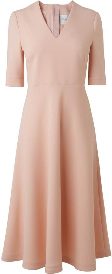 LK Bennett Vivi Natural Dress