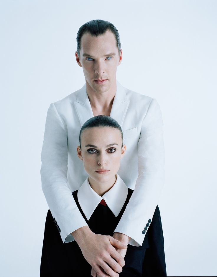 W Magazine (February 2015) ~ Benedict Cumberbatch and Keira Knightley of THE IMITATION GAME. Cover photo (1 of 7 different celebrities covers for movie issue and best performances photo gallery feature).