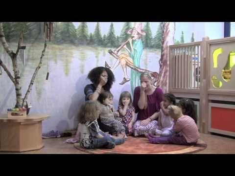 Musikalischer Morgenkreis in der Kita Bunte Töne - YouTube