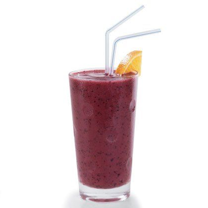 FERTILITY SMOOTHIE---made this one today its awesome...on day 5 of smoothies :)...future Londyn Isabella or Branson Jase!