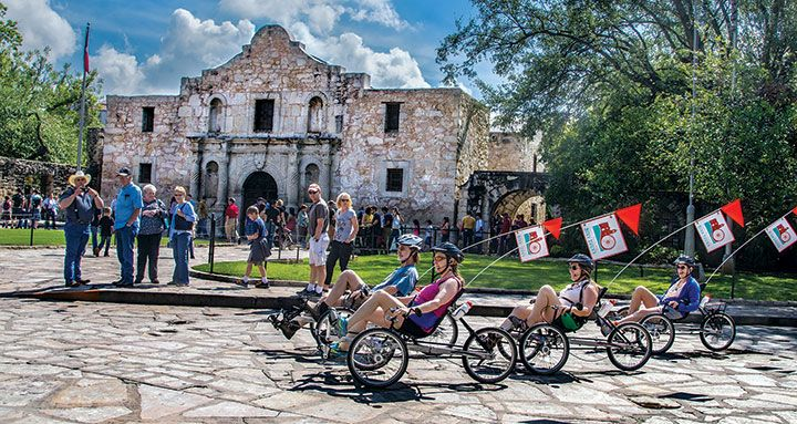 City Bikes San Antonio San Antonio Bike Tours