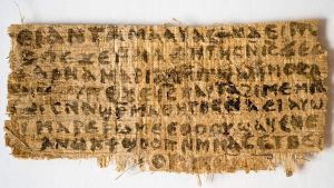 Why the Smart Money Is on the Gospel of Jesus's Wife Being a Forgery