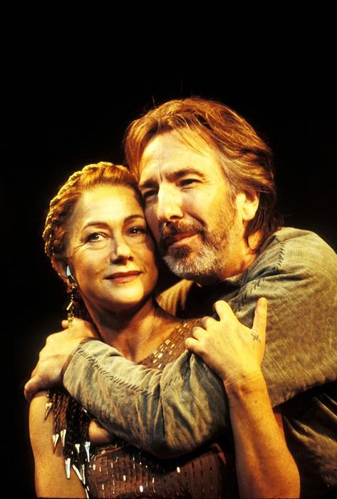 Antony And Cleopatra - Alan Rickman and Helen Mirren