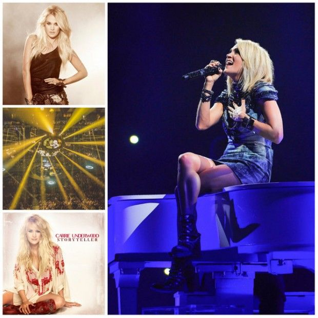 Carrie Underwood adds fall dates to 'Storyteller' tour, including concert in Birmingham. http://www.al.com/entertainment/index.ssf/2016/03/carrie_underwood_adds_fall_dat.html