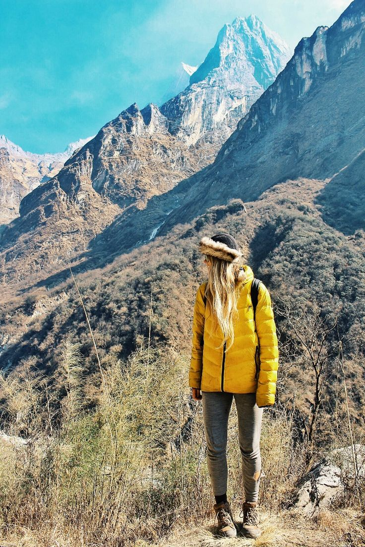 Trekking Annapurna Base Camp in December/January | http://fromicetospice.com/nepal/trekking-annapurna-base-camp-december/