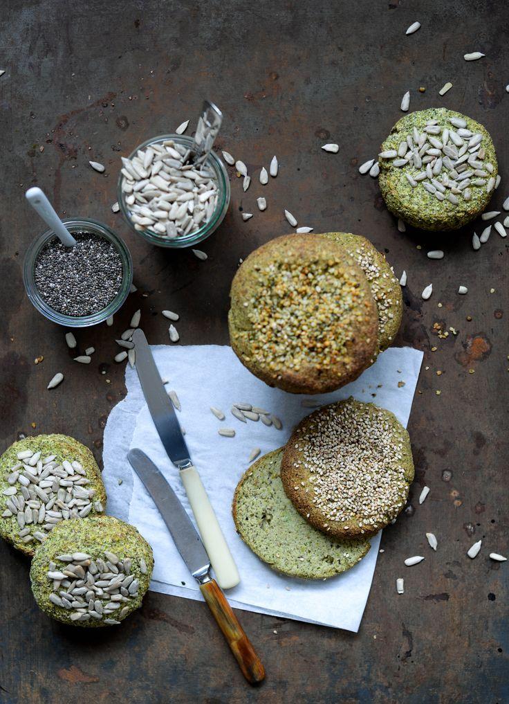 Broccoliboller - vegansk og glutenfri