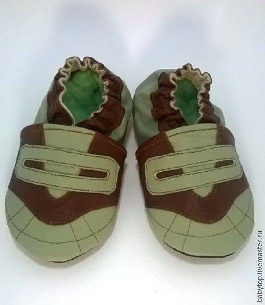 """Купить Детские тапочки """"Кроссовки"""" (от 0-11 лет). .чешки.домашняя обув - пинетки"""
