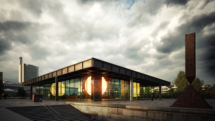 Making of The Museum 'Field Project' by Bertrand Benoit #MaxwellRender