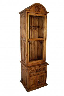 Free Gun Cabinet Plans With Dimensions Woodworking