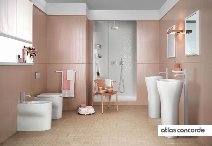 #RADIANCE Rose | #AtlasConcorde | #Tiles | #Ceramic