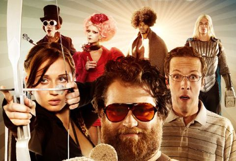 The Hangover Games, ils ont osé