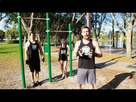 10 Best Beginner Body-Weight Workouts from Bar Brothers Florida