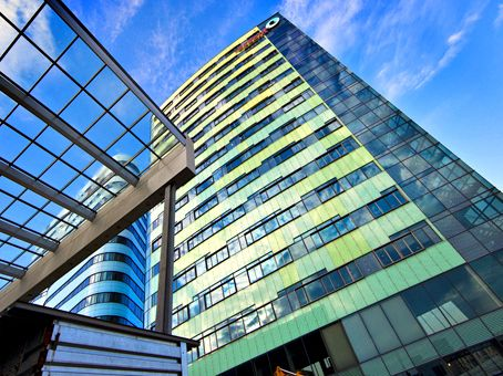 Arnhem Parktower | Business | Office | Netherlands | Economy | #arnhemnijmegencityregion