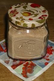 Sahne Cappuccino Pulver