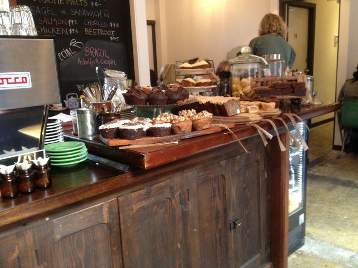 Grace Cafe Fitzroy, Melbourne