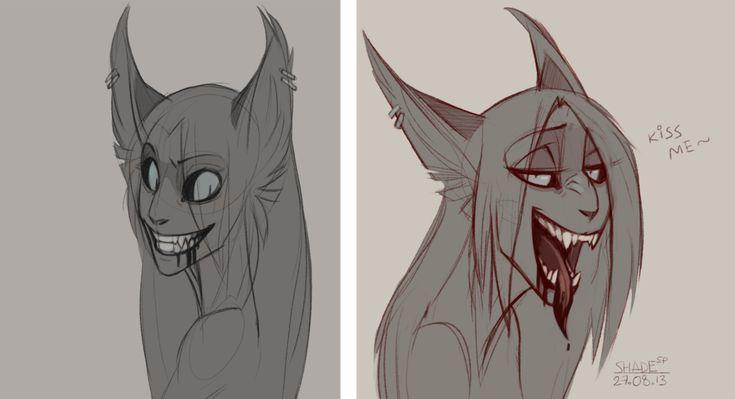 Creepy by SHADE-ShyPervert.deviantart.com on @deviantART