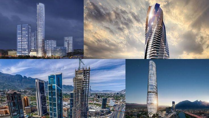 Algunos Edificios En Construcción & Proyectos En México País en América ...