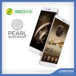 Les modèles Q5 et Q5 Plus de 360 Phone embarquent l'eSE PEARL by OT®