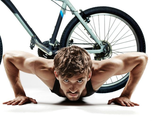 Get your season off to the right start by exercising off the bike