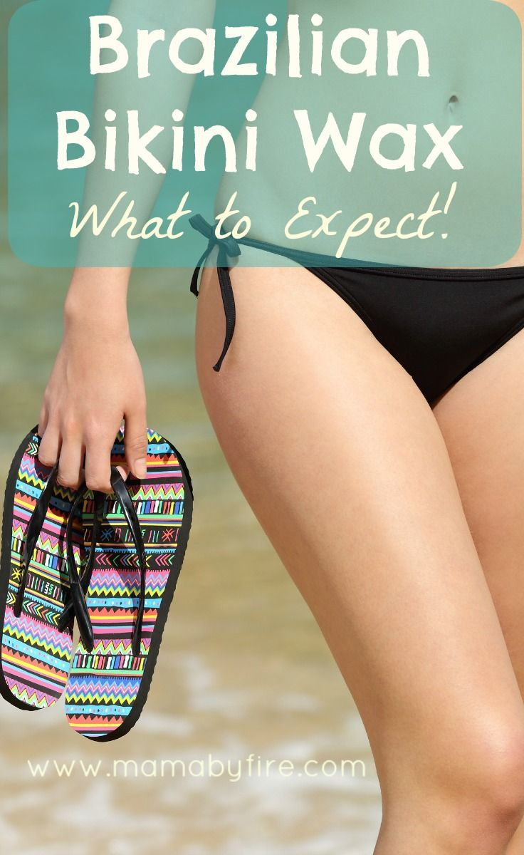 Thinking about getting a Brazilian Bikini Wax? Here is what to expect.