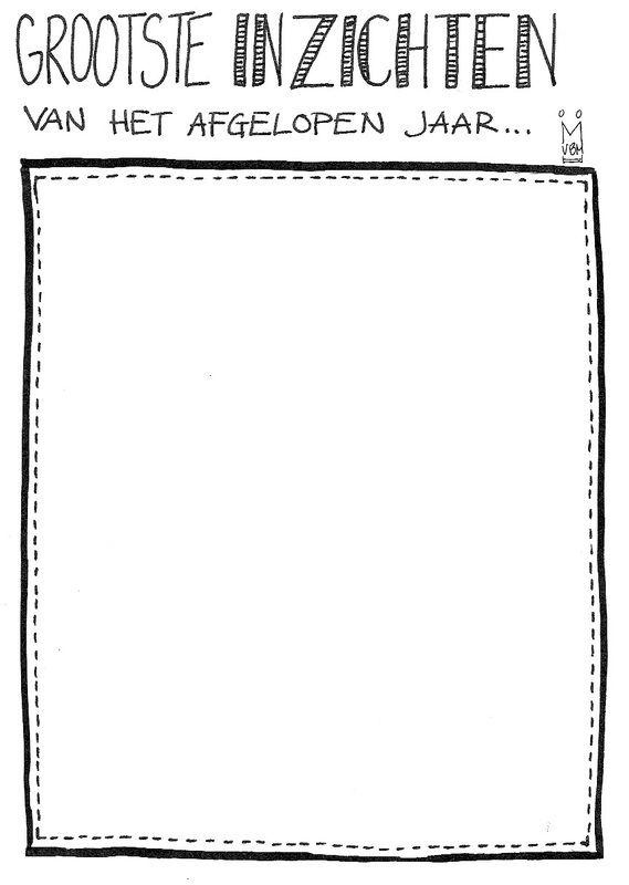 Tekeningen van Marjolein van Braam Morris.
