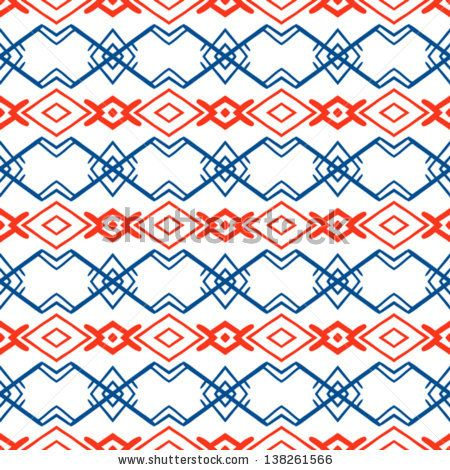 Ethnic geometric pattern with Scandinavian, Norwegian, Russian and Ukrainian motifs. Texture for web, print, wallpaper, decals, fall winter ...