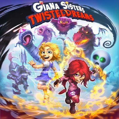 Giana Sisters Twisted Dreams Music: The game brings back the composer of the original Great Giana Sisters, Chris Hülsbeck, along with the Swedish heavy metal band Machinae Supremacy & Fabian Del Priore who also worked on Giana Sisters DS.  Giana Sisters Twisted Dreams Kickstarter: The Kickstarter campaign was launched on 30th of July, 2012. Along with the announcement of Kickstarter campaign, a gameplay video was distributed narrated by the company's own mascot.