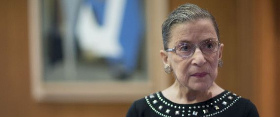 Ruth Bader Ginsburgs Simple Advice To Young Feminists