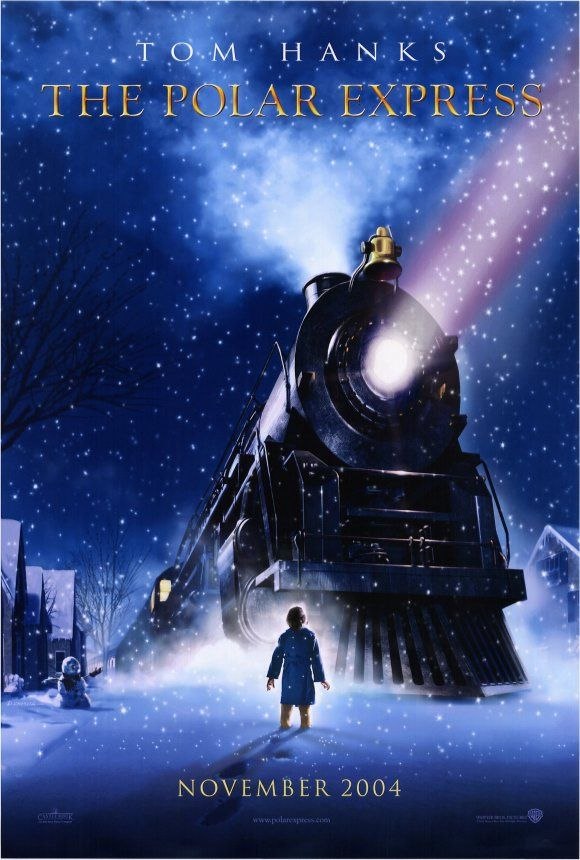 My Favorite Christmas Movie       The Polar Express