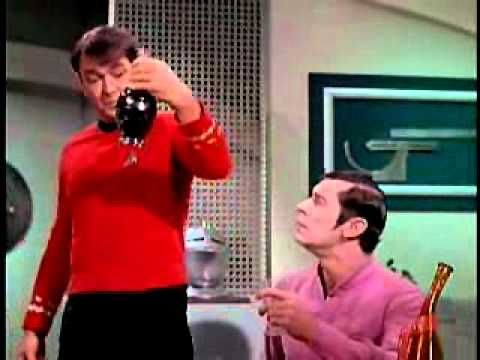 Some of Scotty's greatest moments, young and old. All the way from the TOS pilot episode to his TNG appearances. Such a nice tribute. <3