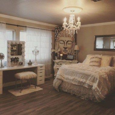 38 Romantic Shabby Chic Master Bedroom Ideas