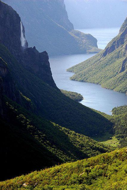 Gros Morne National Park, Newfoundland, Canada: Gros Mornings, Buckets Lists, Newfoundland Canada, Nova Scotia, Natural Beautiful, Beautiful Places, Mornings National, National Parks,  Vale