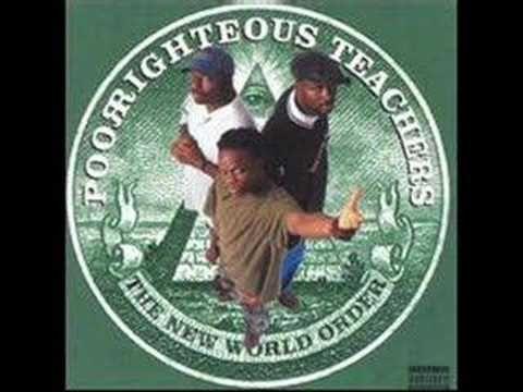 Poor Righteous Teachers - Conscious Style Hip Hop. Old School Hip Hop. Underground Hip Hop. Artist. Rap. Real Music. Album Cover. Track. Rhyme. Beats. DJ. MC