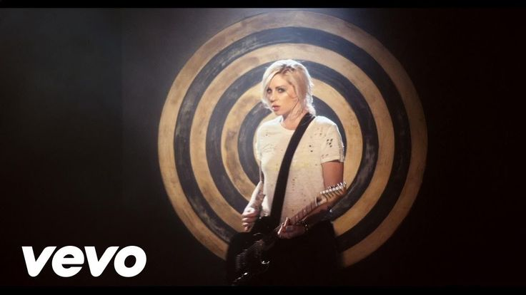 Brody Dalle - Don't Mess With Me - Australian-born singer-songwriter and guitarist. Dalle began playing music in her adolescence, and moved to LA, California at age 18, where she founded the punk rock band The Distillers. The group released three albums before disbanding in 2006, and Dalle began another project, Spinnerette, releasing an eponymous album in 2009. In 2014, she released Diploid Love, solo album.  Love this