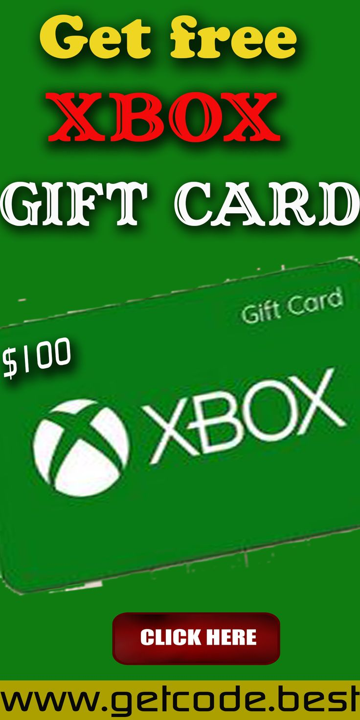 Free xbox live gold codes xbox gift card codes generator