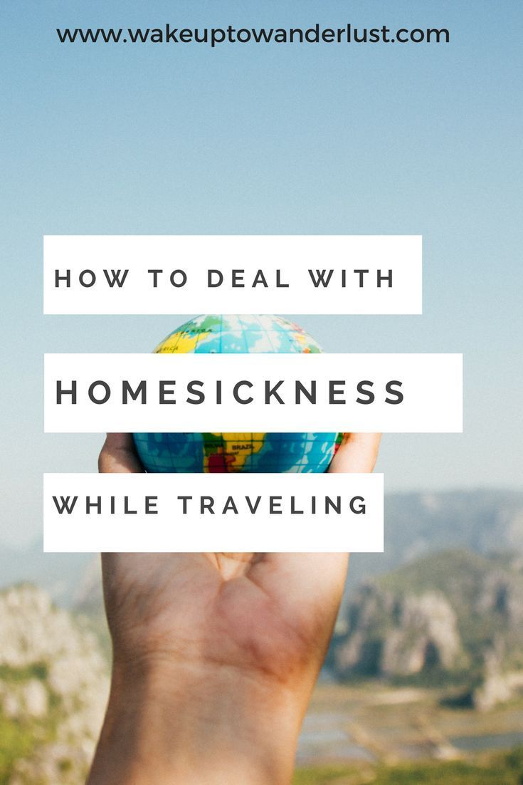 How to deal with homesickness while traveling abroad #traveling #homesick #abroad
