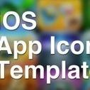 Plantilla para crear iconos de aplicaciones iOS