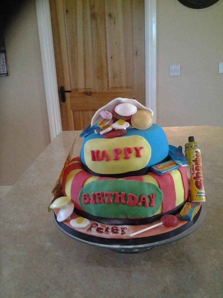 Peters birthday cake!