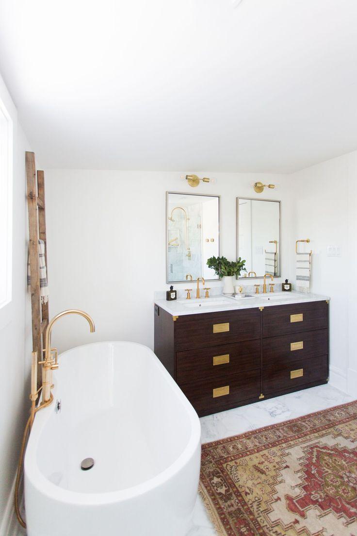 Modern Classic Bathroom - Studio McGee