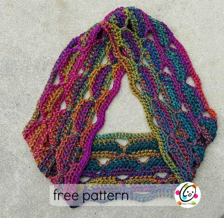 Excelente Scoodie Patrones De Crochet Libre Viñeta - Manta de Tejer ...