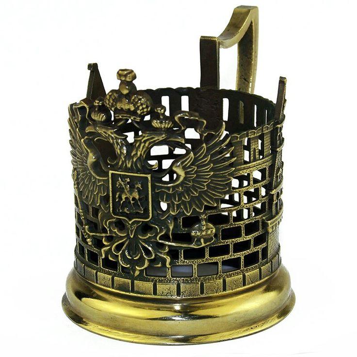 Pin de Sven Dolmanson em подстаканники | Prata