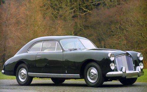 Pininfarina Bentley Mk VI 'Cresta' 1948 by Facel-Métallon