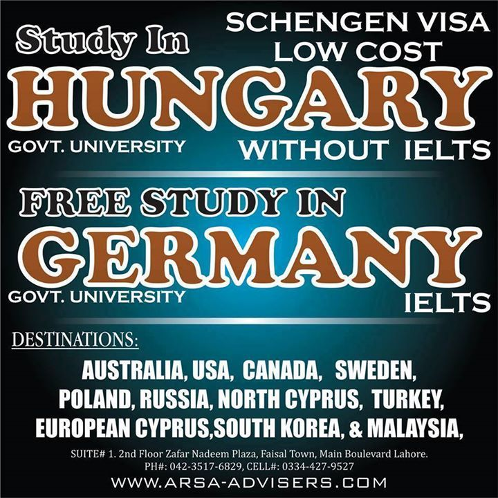 Best Study In Canada Images On Pinterest Lahore Pakistan - Largest universities in usa