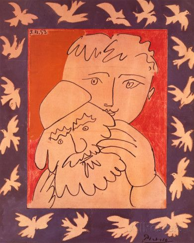 New Year Poster by Pablo Picasso - at AllPosters.com.au