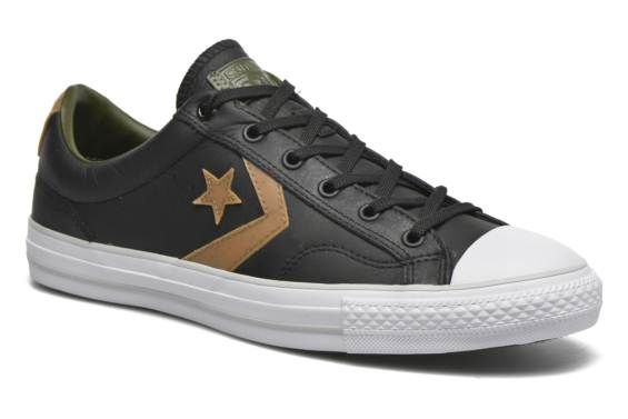 Baskets Star Player Cuir Ev M Converse vue 3/4